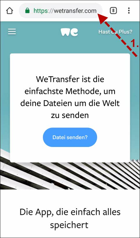 WeTransfer 1