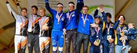 Elite-Staffel der OL Regio Wil ist Schweizermeister
