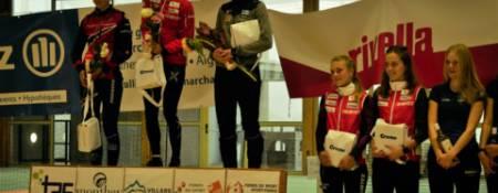 Marcia Mürner am OL-Junioren Europa Cup erfolgreich