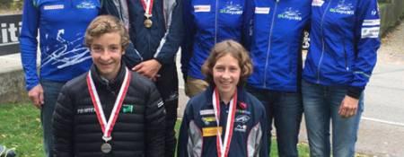 Sieben Medaillen an der Schweizermeisterschaft