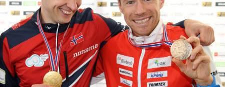 Dani gewinnt 28. WM-Medaille