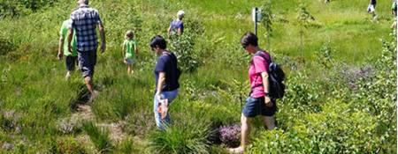 Sommerfest im Toggenburg und fixes Postennetz auf dem Lindenhof